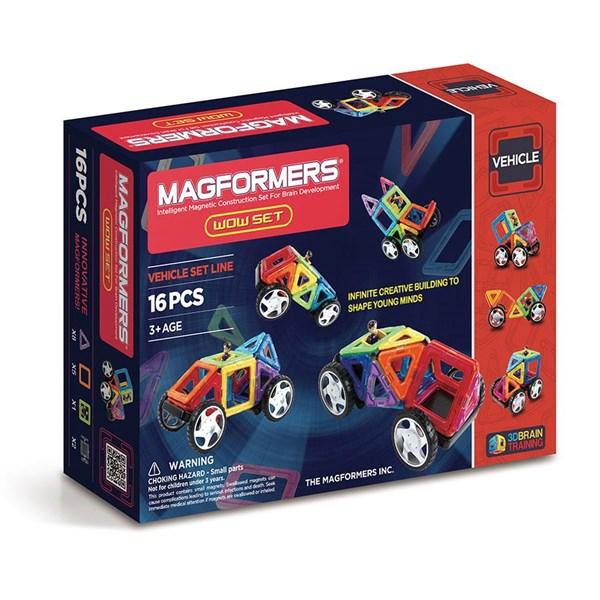 Magformers - Wow Set - klossar & byggleksaker