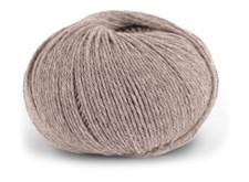 Dale Garn Pure Eco Baby Wool Ekologisk Ull 50 g Beige Melange 1356