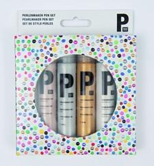 Pearlmaker - pärlpenna Metallic
