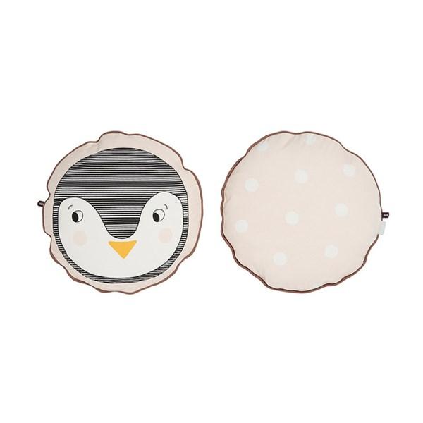 Kudde  Penguin  Mini OYOY - barnrumsdekoration