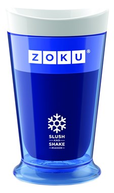 Slush & Shake Maker, Blå, Zoku