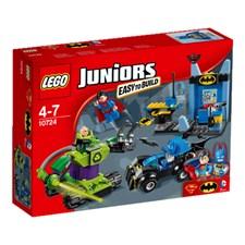 Batman™ og Superman™ mot Lex Luthor™, Lego Juniors (10724)