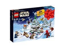 Adventskalender 2018, LEGO Star Wars (75213)
