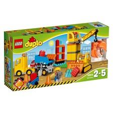 Stor byggeplass, Lego Duplo (10813)
