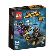 Mighty Micros: Batman™ vastaan Kissanainen, Lego Super Heroes (76061)