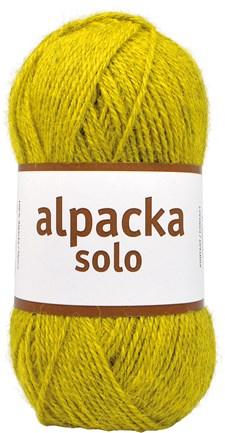 Järbo Alpacka Solo 50g Passionsgul 29127