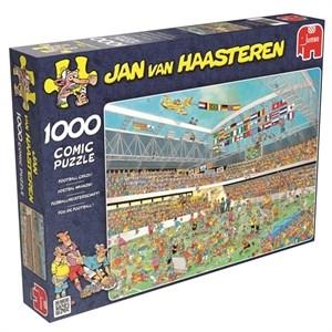 Puslespill 1000 brikker «Football»