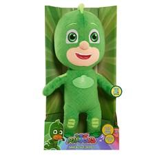 Mjukis som pratar och sjunger, Gecko, Pyjamashjältarna