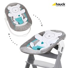 Hauck Alpha Bouncer 2in1 Hearts