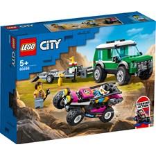 Hengertransport med racerbuggy LEGO® City Great Vehicles (60288)