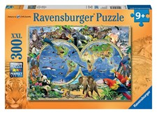 World of Wildlife, Pussel 300 bitar, Ravensburger