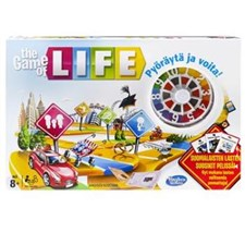 The Game of Life, Hasbro (FI)