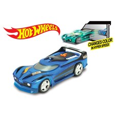 Hyper Racer, Spin King Green, Hot Wheels