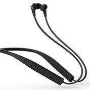 Høretelefoner Milan Noise Cancelling Bluetooth Dark Clown - Black
