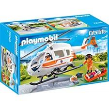 Räddningshelikopter, Playmobil (70048)