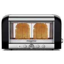 Magimix Vision Toaster Rostfritt Stål Svart