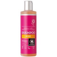 Urtekram Rose Shampoo, 250 ml