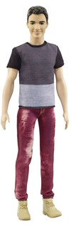 Barbie Fashionistas Ken Color Blocked