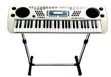 Keyboard med høyttalere, 54 tangenter