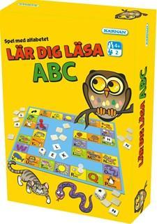 Lär dig läsa ABC, Spel, Kärnan