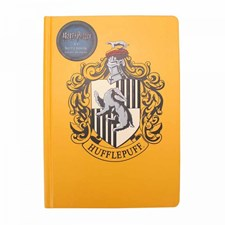 Harry Potter Hufflepuff Muistikirja A5