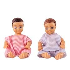 Lundby Kaksi Vauvaa