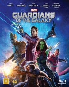 Guardians of the Galaxy 1 (Blu-ray)