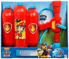 Vesipistooli Water Blaster Backpack, Paw Patrol