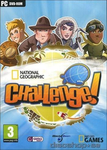 National Geographic Challenge   UbiSoft - pc & mac