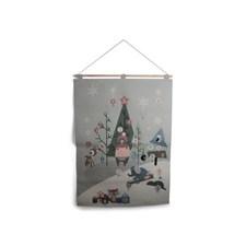 Form Living Paketkalender Stoja Vinter 50x25x40 cm