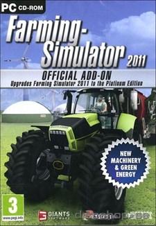 Farming Simulator 2011 - Official Add-On