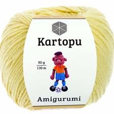 Kartopu Amigurumi 50g Funky Yellow K331