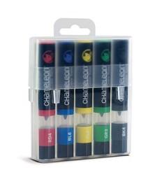 Chameleon Color Tops Pen Marker Tusj - Primary Tones