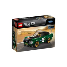 1968 Ford Mustang Fastback, LEGO Speed Champions (75884)