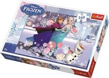 Frozen-palapeli, 160 palaa, Trefl