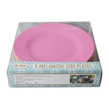 Rice Classic Colors Asietter 6-pack D: 20 cm Melamin