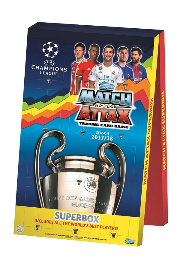 UEFA Champions League Adventskalender