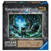 The Curse of the Wolves ESCAPE Puzzle, Palapeli, 759 palaa, Ravensburger