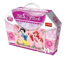 Glam pussel, Disney Princess, 50 bitar, Trefl