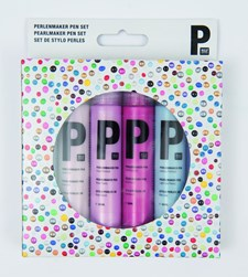 Pearlmaker Pen Set Pastell