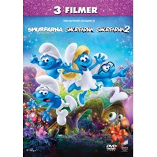 Smurfs 1-3 Box