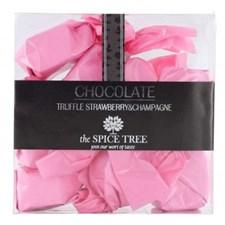 The Spice Tree Chokladtryffel Jordgubb & Champagne 150 g