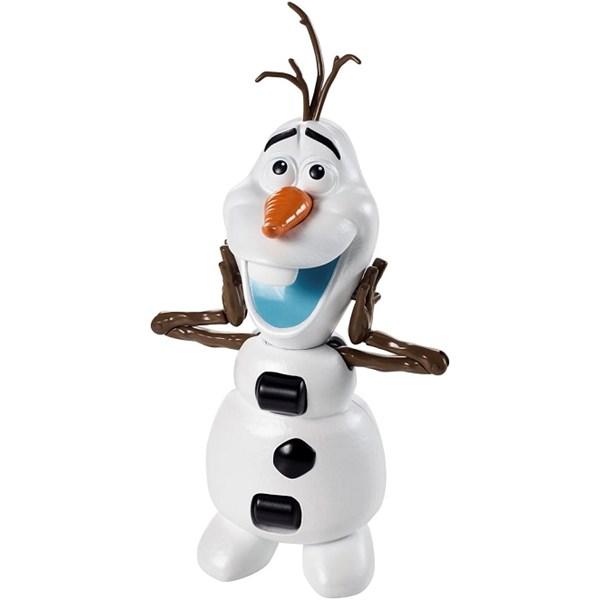 Pratande Olaf  Frozen  Disney Frost - figurer & miniatyrer