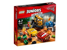 Thunder Hollow Crazy 8-tävling, LEGO Juniors Cars 3 (10744)
