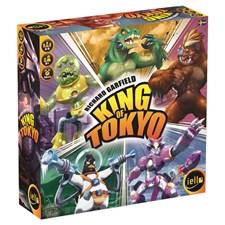 King of Tokyo, Sällskapsspel (SE)