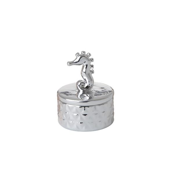 Förvaring Sjöhäst  silver  Rice - barnrumsförvaring