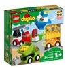 Mina första bilskapelser, LEGO DUPLO (10886)