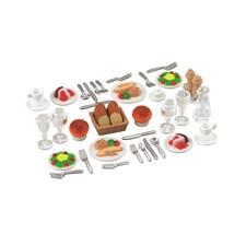 Servise for to, Sylvanian Families