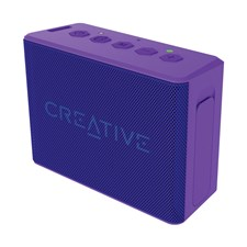 Creative Muvo 2C Bluetooth Wireless Speaker (Purple)