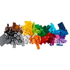 LEGO Fantasiklosslåda mellan, LEGO Classic (10696)